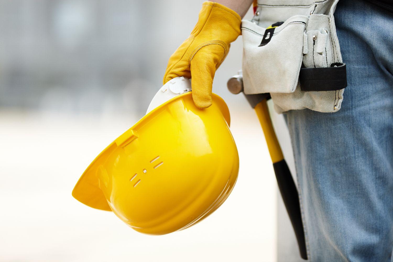 capacete de segurança para trabalho